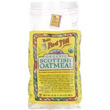 bob s red mill organic scottish oatmeal 20 oz 567 g