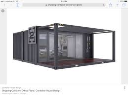 shipping container office plans. Coolest Shipping Container Office Plans 2 N