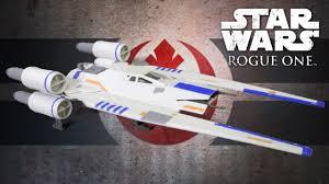<b>Star Wars</b> Rogue One Rebel U-Wing <b>Fighter</b> from <b>Hasbro</b> - YouTube