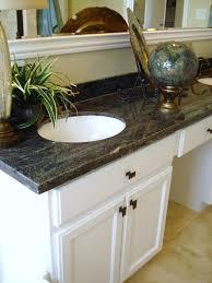 white bathroom cabinets with granite. Cabinet Glamorous Bathroom Cabinets And Countertops 26 White With Dark 12 Lowe\u0027s Granite