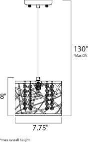 inca 1 light pendant mini pendant maxim lighting schematic diagram 21306