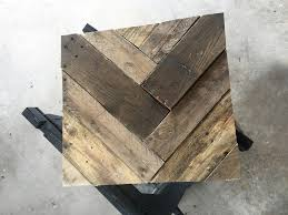 Wood Pallet Table Top How To Make A Diy Pallet Coffee Table For Under 25