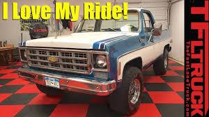 Dude, I Love My Ride: 1977 Chevy Blazer Cheyenne (Video) - The ...