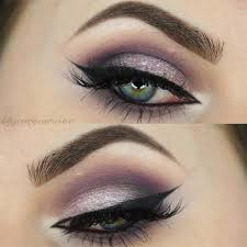 smokey eye style for green eyesdid this the last two days looks