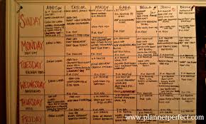 Family Chore Chart List The Family Chore Chart