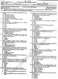 bzu llb criminal law past paper annual examination  criminal law past objective paper of bzu llb examination 2010