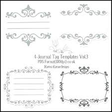 Gift Tag Template Publisher Vintage Gift Tag Template Intended For Free Printable Labels