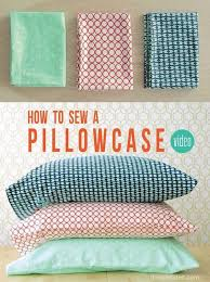 How To Make A Decorative Pillow Case