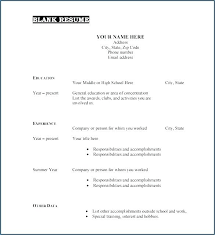 Resume For Free Job Free Resume Templates Word 2016 Noxdefense Com