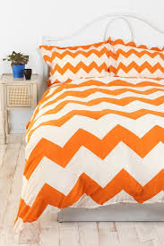 bedding set orange grey bedding orange duvet covers wonderful orange grey bedding orangechevron orange duvet