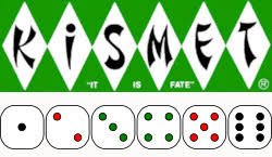 kismet game sheets kismet rules