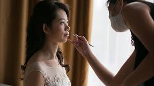 bridal styling for diana