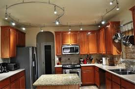 track lighting in the kitchen. Image Of: Track Lighting Kitchen Modern Systems In The