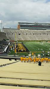 Faurot Field Interactive Seating Chart
