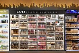 nyx cosmetic bar by arno europe wide