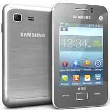 Samsung Rex 80 S5222R Silver 3D Model ...