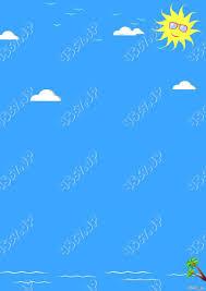 ポスター夏海背景販促デザイン背景素材psdaieps