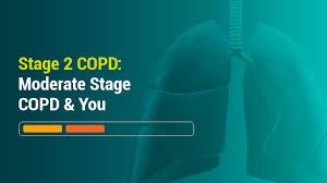 Copd Life Expectancy Chart Stage 2 Copd Moderate Stage Copd And You Lung Institute