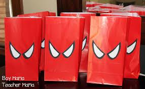 boy mama teacher mama spiderman party 11 jpg
