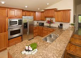 modern kitchen with how much does a kitchen remodel cost