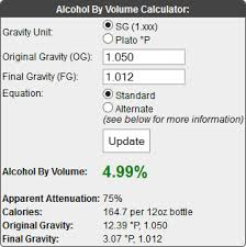 Specific Gravity Chart For Wine Sweet Cider Has A 1 050 Specific Gravity Or How To Brew