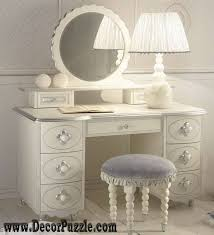 lighting for makeup table. luxury modern white dressing table designs with mirror and lighting for makeup a