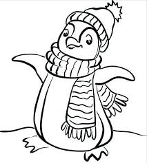 Winter Coloring Pages Printable Elegant Winter Coloring Pages For