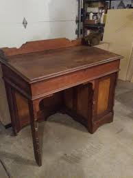 lift top desk. Antique Lift Top Desk With Side Cabinet. Rustic Farmhouse Looking. For Sale In Camas, WA - OfferUp