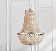 savannah antique frosted crystal chandelier