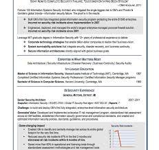 Effective Resume Examples Fiveoutsiders Com