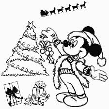 Small Picture Minnie Mouse Coloring Pages Christmas Coloring Coloring Pages