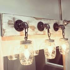 jar lighting. 25 Best Ideas About Mason Jar Lighting On Pinterest Bathroom Light Fixture