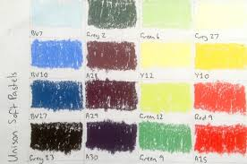 76 Conclusive Rembrandt Soft Pastels Color Chart