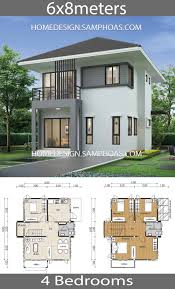 20 House Design With Layout plans you wish to see - House Plans 3D in 2020  | Affordable house plans, Small house design plans, House construction plan