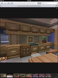 Minecraft Furniture Kitchen Minecraft Interior Design Minecraft Interior Design Pinterest
