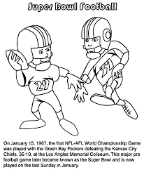 Get your team aligned with. Free Superbowl Coloring Pages Coloring Home