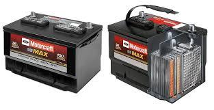 Truck Battery Motorcraft Truck Battery