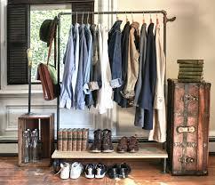Metal Pipe Clothing Rack Diy Steel Tutorial. Pipe Clothing Rack Urban  Outfitters For Sale Buy.