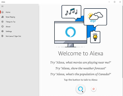 How to use the Alexa app in Windows 10 ...