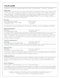 Nanny Resume Sample Nanny Resume Sample Nanny Resume Objective