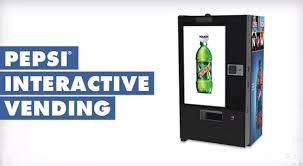 High Tech Vending Machine Enchanting Pepsi Takes Vending Machines Hightech Geek