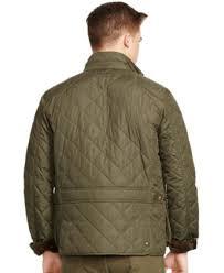 Polo Ralph Lauren Quilted Bomber Jacket - Coats & Jackets - Men ... & Polo Ralph Lauren Quilted Bomber Jacket Adamdwight.com
