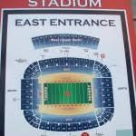 Auburn University Stadium Seating Chart Auburn Football Stadium Seating Chart Seating Chart