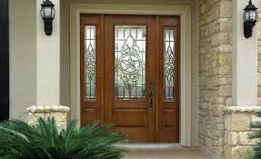 front door ideas decorative glass inserts for front doors front door inspirations image of wood and