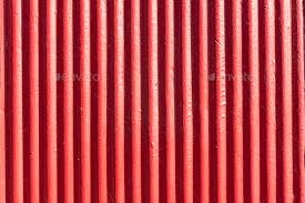 red corrugated metal sheet background stock photo images