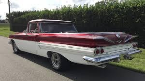 1960 Chevrolet El Camino   L61   Kissimmee 2016