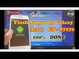 Sobat flasher yang kami sayangi dan kami cintai.;). Cara Flash Samsung S7270 Bi Dr Ponsel