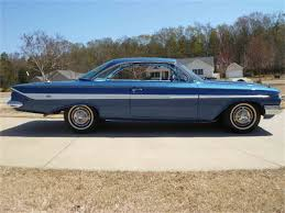 1961 Chevrolet Impala SS for Sale | ClassicCars.com | CC-980256