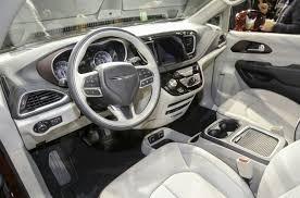 2018 chrysler pacifica interior.  interior 2018 chrysler pacifica awd mpv interior in chrysler pacifica interior