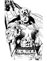 Marvel Coloring Pages Printable 12071 Bestofcoloringcom